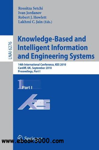 Knowledge-Based and Intelligent Information and Engineering Systems free download