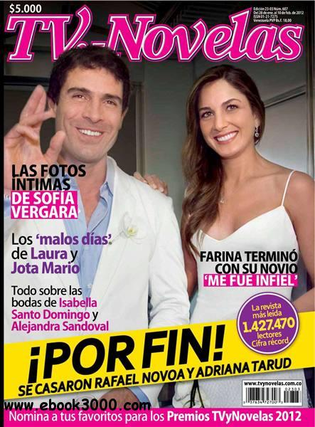 TV y Novelas - 28 Enero 2012 free download