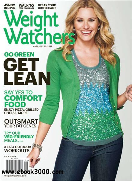 Weight Watchers - March/April 2012 free download