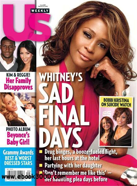 Us Weekly - 27 February 2012 free download