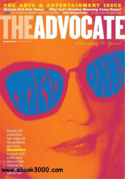 The Advocate - March 2012 free download