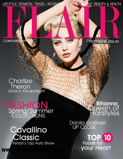FLAIR Magazine - March 2012 free download