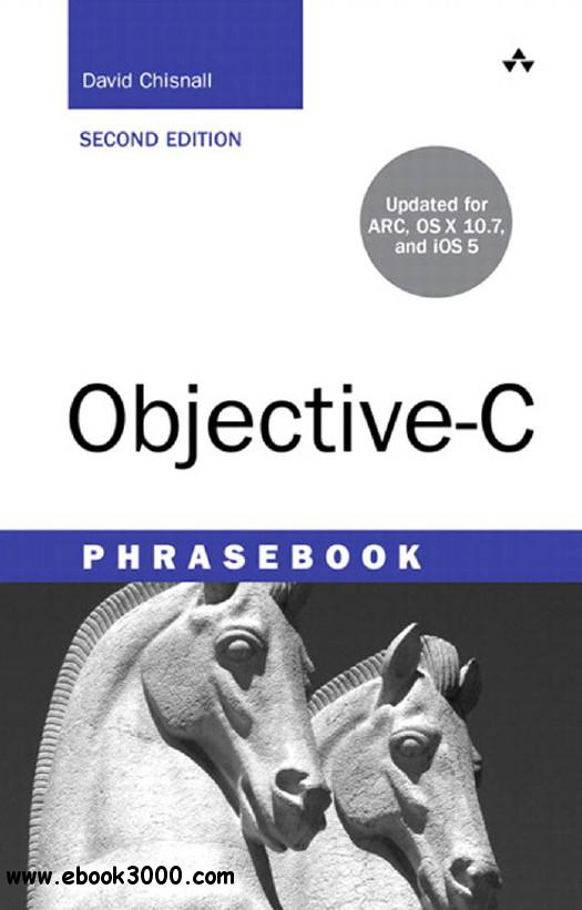 Objective-C Phrasebook free download