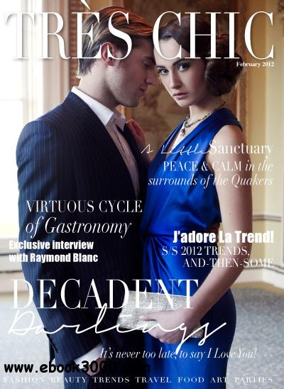 Tres Chic - February 2012 free download