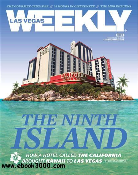 Las Vegas Weekly - 16 February 2012 free download