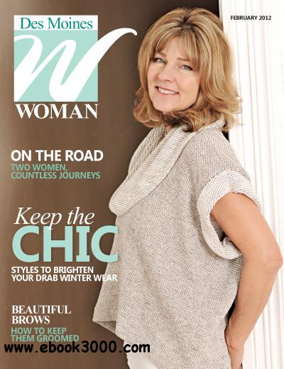 Des Moines Woman - February 2012 free download