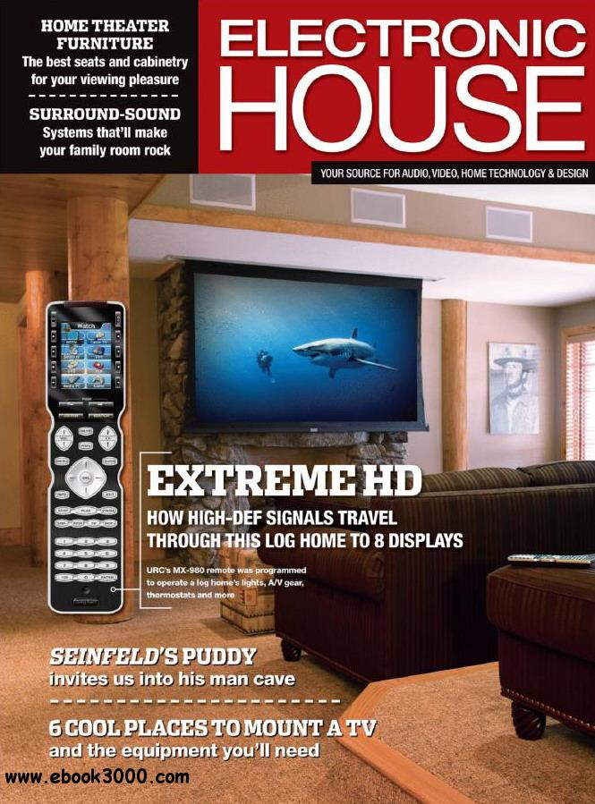 Electronic House - March/April 2012 free download