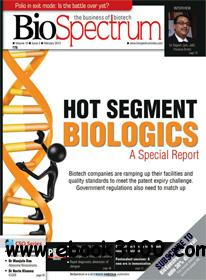 BioSpectrum February 2012 (India) free download