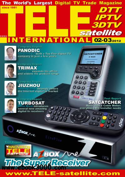 TELE-satellite - February/March 2012 free download