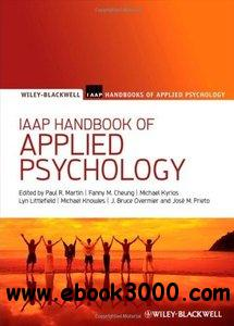 IAAP Handbook of Applied Psychology free download