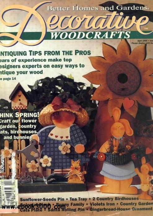 Better Homes and Gardens Magazine Knitting and Crocheting JPG PDF eBook