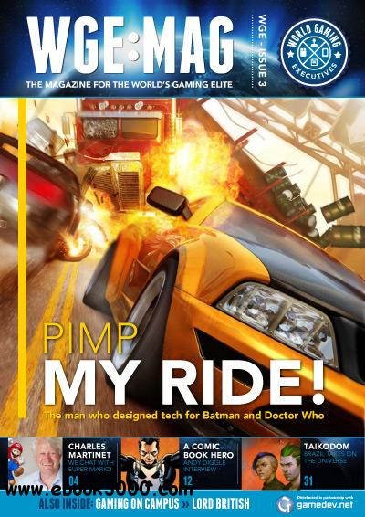 WGE:MAG Issue 3 2012 free download
