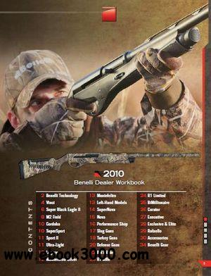 Benelli 2010 Dealer Workbook free download