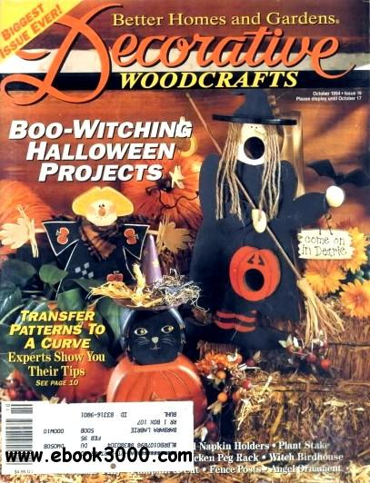 Decorative woodcrafts 19 october 1994 better homes Better homes and gardens download