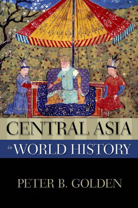 Central Asia in World History free download