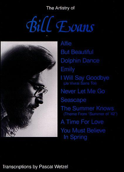 The Artistry of Bill Evans free download