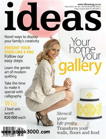 Ideas - March 2012 free download