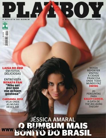 Playboy Brazil - February 2012 free download