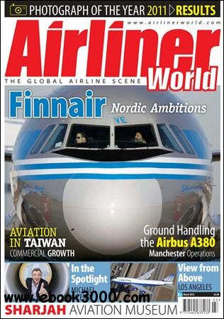 Airliner World - March 2012 download dree