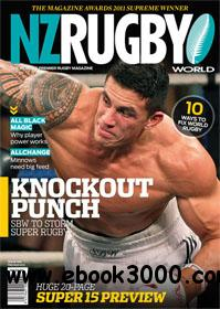 NZ Rugby World February-March 2012 free download