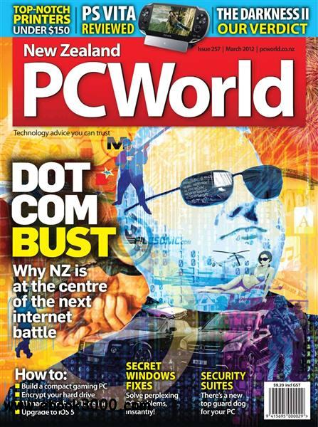 PC World - March 2012 free download