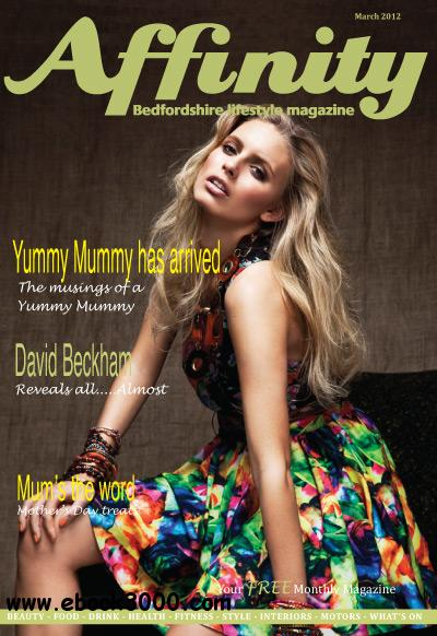 Affinity Magazine - March 2012 free download