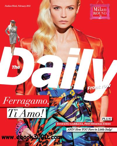 The Daily Front Row - 22 February 2012 free download