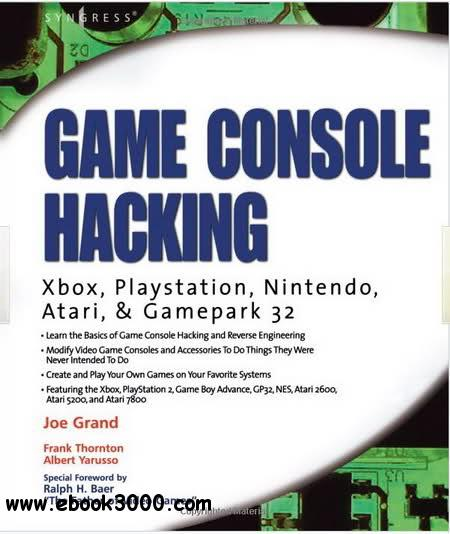 Videogame Programming and Hacking EBooks collection free download