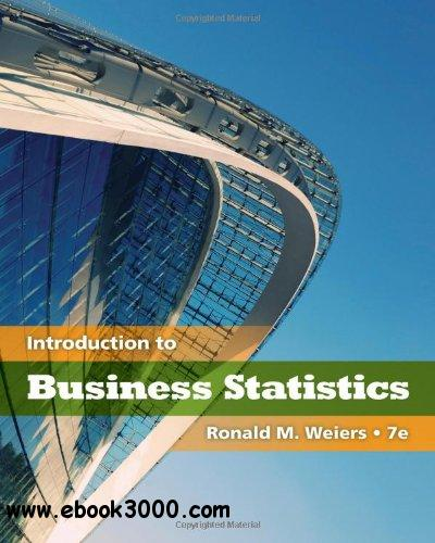 Introduction to Business Statistics free download