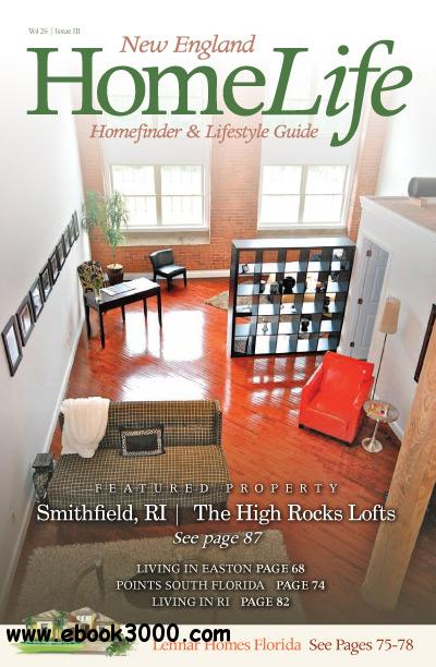 New England HomeLife - March 2012 free download
