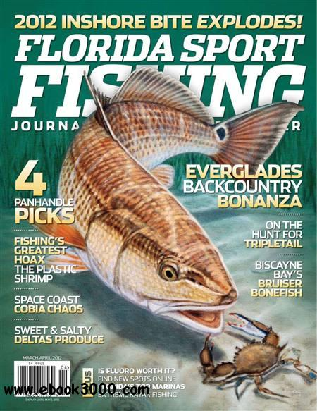 Florida Sport Fishing - March/April 2012 free download