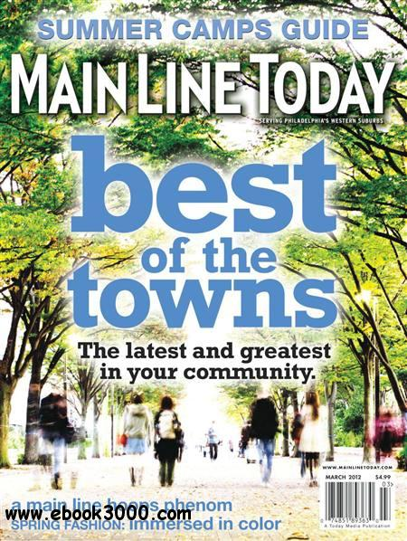 Main Line Today - March 2012 free download