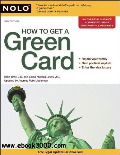 How to Get a Green Card, 9th Edition free download
