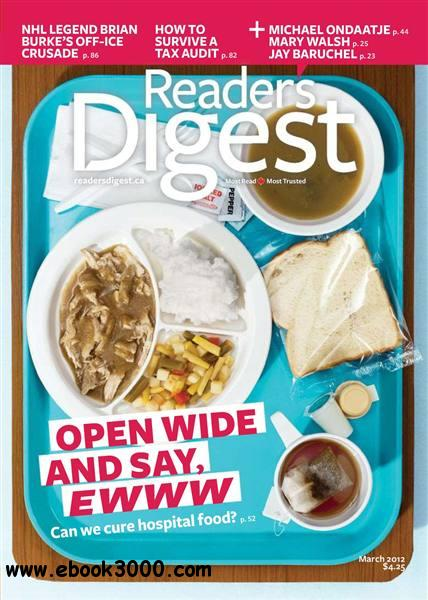 Reader's Digest - March 2012 free download