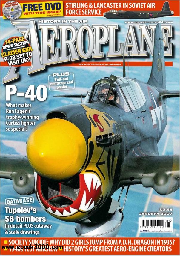 Aeroplane Monthly - January 2007 free download