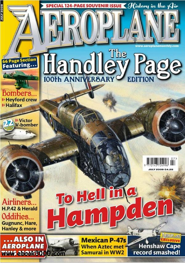Aeroplane Monthly - July 2009 free download
