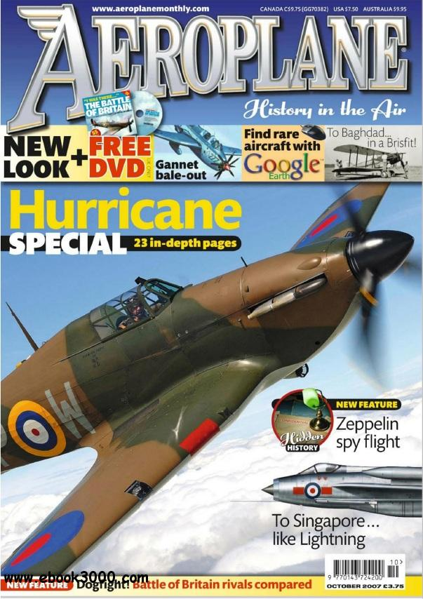 Aeroplane Monthly - October 2007 free download