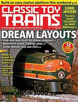 Classic Toy Trains - March 2012 free download