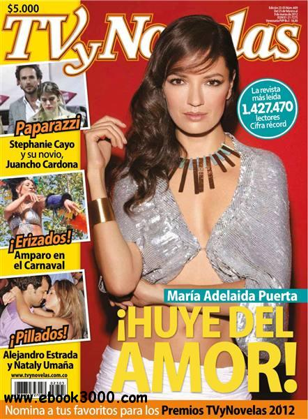 TV y Novelas - 25 Febrero 2012 free download