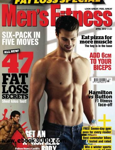 Men's Fitness UK - April 2012 free download