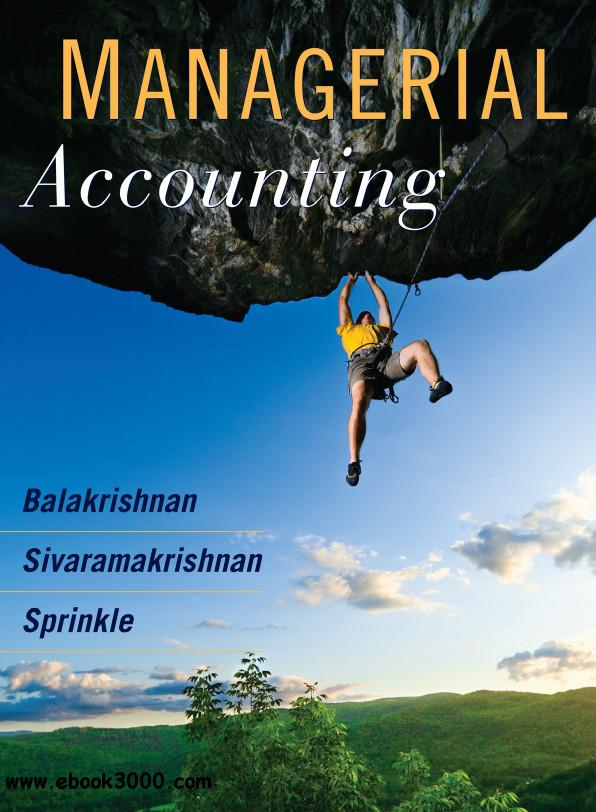 Managerial Accounting free download