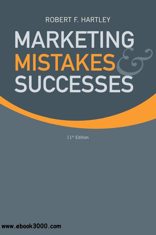 Marketing Mistakes and Successes free download