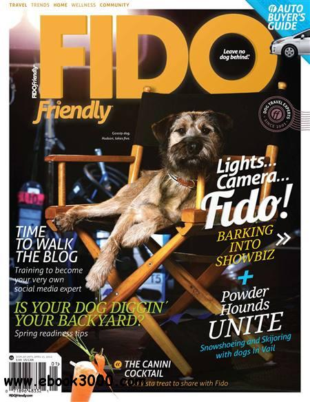 FIDO Friendly - February/March 2012 free download