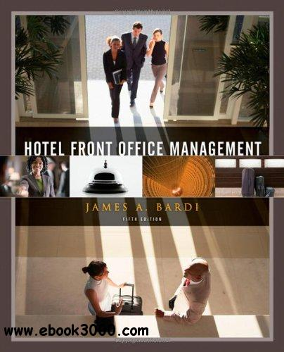 Hotel Front Office Management, 5th edition free download