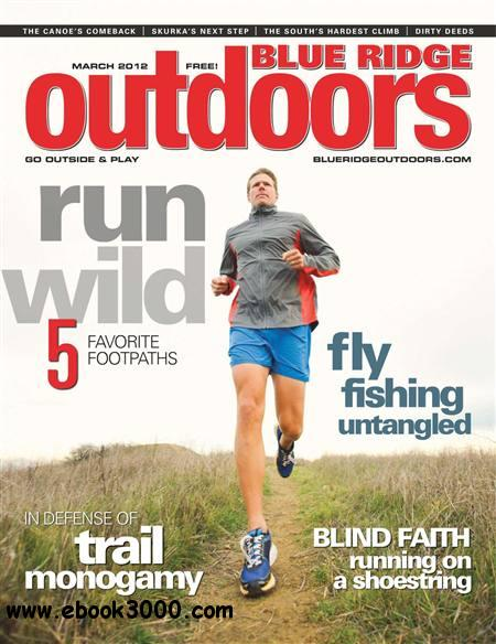 Blue Ridge Outdoors-March 2012 free download