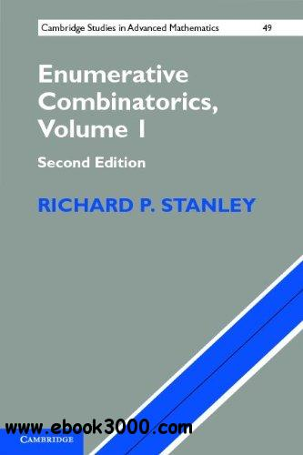 Enumerative Combinatorics: Volume 1, 2 edition free download