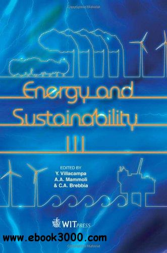Energy and Sustainability III free download