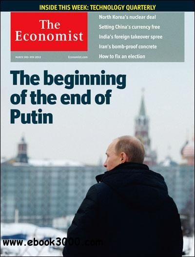 The Economist, for Kindle - March 3rd 2012 free download