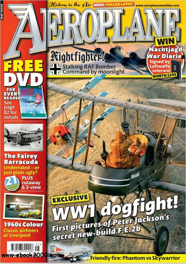 Aeroplane Monthly - May 2009 free download