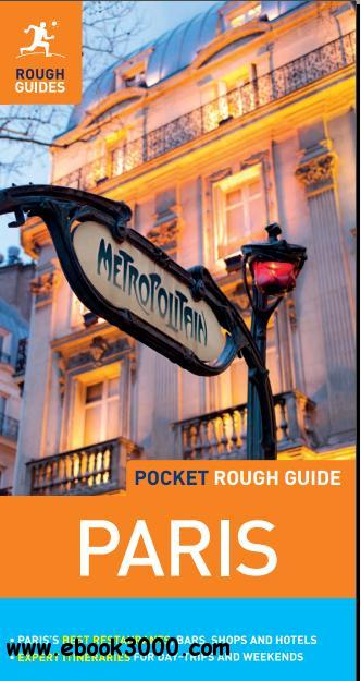 Pocket Rough Guide Paris free download